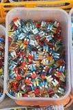 Auto fuses Stock Image