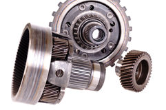 Auto gears Stock Images