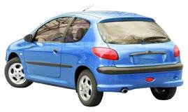Auto getrennt Lizenzfreie Stockbilder