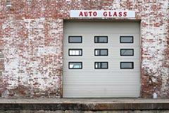 Auto glas royalty-vrije stock foto