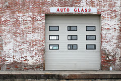 Auto glass Royalty Free Stock Photo