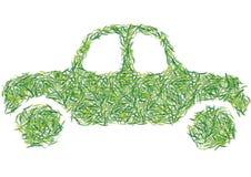 Auto grass Stock Photo