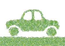 Auto grass Royalty Free Stock Photo