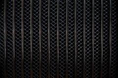 Auto-Grill-Muster Stockfotografie