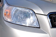 Auto headlight Royalty Free Stock Image