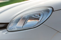 Auto headlight Royalty Free Stock Images