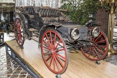 Auto Holsman (1902) maximum Geschwindigkeit, Kilometer/h-50 Lizenzfreie Stockfotografie