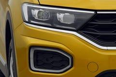 Auto hoofdlamp royalty-vrije stock fotografie