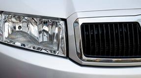 Auto hoofdlamp Royalty-vrije Stock Afbeeldingen