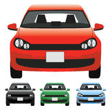 Auto-Ikonen Lizenzfreies Stockfoto