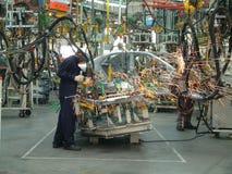 auto industri Arkivfoto