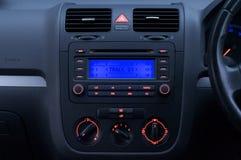 Auto-Innenraum Lizenzfreies Stockbild