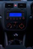 Auto-Innenraum Stockfoto