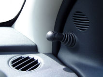 Auto-Innenraum lizenzfreie stockfotos