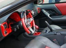 Auto-Innenraum Lizenzfreie Stockbilder