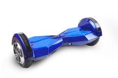 Auto inteligente esperto que equilibra o Unicycle bonde Foto de Stock Royalty Free