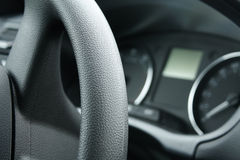 Auto interior Royalty Free Stock Photography