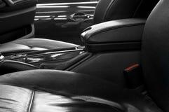 Auto interior detail. Stock Photos