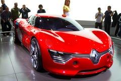 Auto Istanbuł Przedstawienie 2012 Obrazy Royalty Free