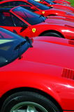 Auto Italia Day at Brooklands 2014. Stock Photos