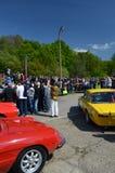 Auto Italia Day at Brooklands 2014. Stock Photography