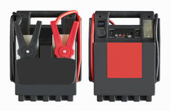 Auto Jump starter Royalty Free Stock Image