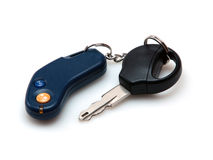 Auto keys. Stock Image