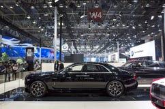 Auto Kina 2016 Arkivfoto