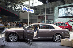 Auto Kina 2016 Arkivbilder