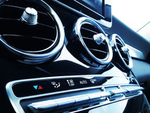 Auto-Klimaanlage Lizenzfreie Stockfotografie