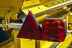 Auto Lighting System 19 stock image