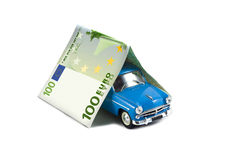 Auto Loan Royalty Free Stock Image