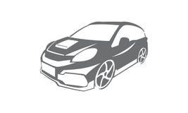 Auto-Logo Stockbild