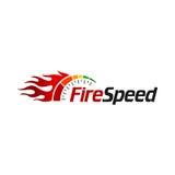 Auto Logo TemplateWith Flat Color Lizenzfreie Stockfotografie