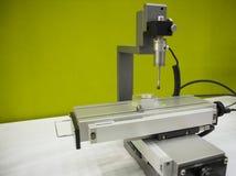 Auto measuring machine , CMM royalty free stock photos