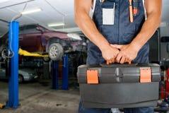 Auto mecânicos Imagem de Stock