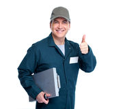 Auto mechanic. Stock Photography