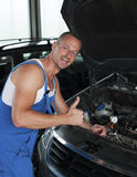Auto mechanic Stock Photos
