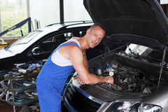 Auto mechanic Stock Photography