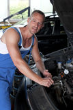 Auto mechanic Royalty Free Stock Photography