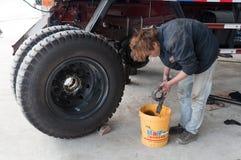 auto mechanicy Fotografia Stock