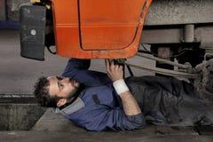 auto mechanik obrazy stock