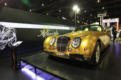 AUTO Mitsuoka Luxusbangkok-Auto-Salon Stockbilder