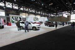 Auto mostra 2011 de Chicago Foto de Stock Royalty Free