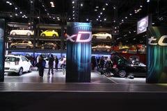 Auto mostra 2011 de Chicago fotos de stock royalty free