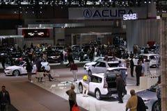 Auto mostra 2011 de Chicago Imagem de Stock