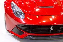 Auto mostra 2012 de Istambul Imagens de Stock Royalty Free