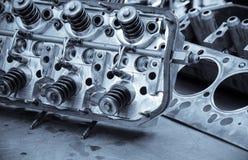 Auto motor Stock Afbeelding