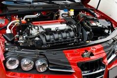 Auto-Motor Lizenzfreie Stockbilder