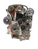 Auto-Motor Stockfoto